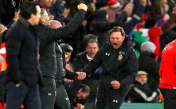 Hasenhüttl-Club besiegte Arsenal 3:2