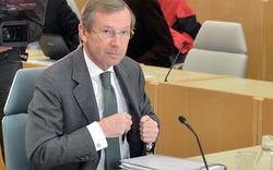 Haslauer: Finanzausschuss ist schuld