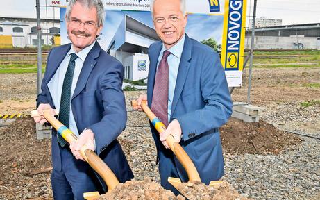 Alpenbahnhof um 14,7 Mio. Euro umgebaut