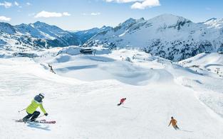 Skisaison-Start in Obertauern