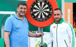 Rapid-Legende Hofmann fordert Darts-Profis