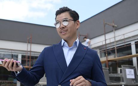 Martin Ho sperrt zu: DOTS nur mehr im Lieferservice