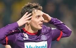 Hoffenheim macht Jagd auf Hosiner