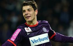 Hosiner: Er will jetzt zu Hoffenheim