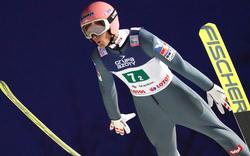 Skispringen: Daniel Huber Dritter in Qualifikation für Nischnij Tagil