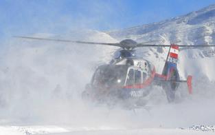 42-Jähriger bei Snowboard-Tour verunglückt