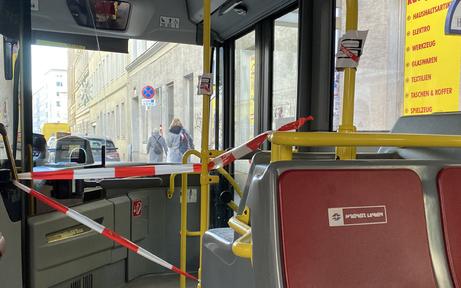 So schützen sich Busfahrer vor Ansteckung