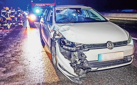 Betrunkener starb bei ''Sprint'' auf Autobahn