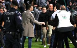 Wacker Fans drehen nach Tiroler Derby durch - Acht Verletzte