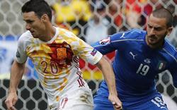 Bärenstarkes Italien besiegt Spanien 2:0