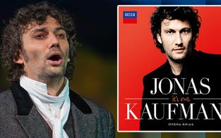 Kaufmann erfreut mit Opernalbum