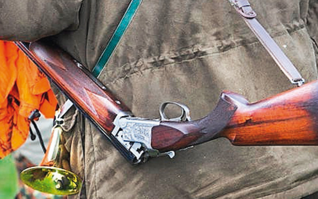 Jäger wollte Ex-Freundin erschießen