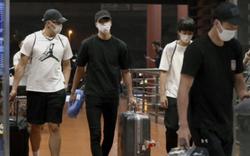 Eklat: Japan-Basketballer feierten Sex-Party