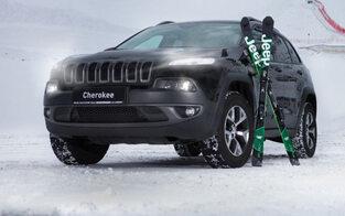 Heimische Ski für Jeep-Käufer