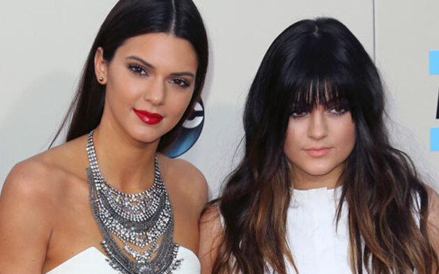 Kendall Jenner & Kylie Jenner dürfen nur Stars daten