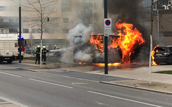 12-Jährige sorgten für Feuer-Inferno in Wien