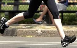 Besucheransturm bei Frauenlauf in Wien