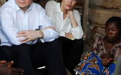 Angelina Jolie: Auf Hilfs-Mission im Kongo