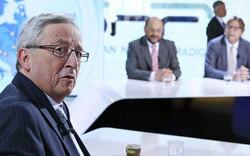 EU-Wahl wird Kopf-an-Kopf-Rennen