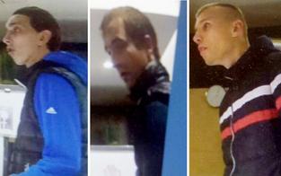 Juwelier in Villach brutal überfallen