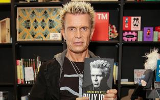 Billy Idol: Mit Buch und Album zurück