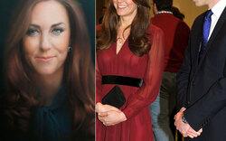 Royals im Museum: Kate-Portrait enthüllt