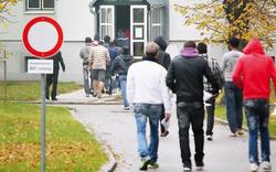 Traiskirchen: Beinahe 900 im Asyl-Lager