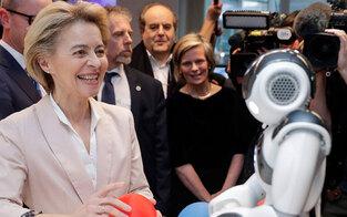 EU setzt voll auf Künstliche Intelligenz