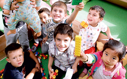 Sprachenvielfalt in den Kindergärten nutzen
