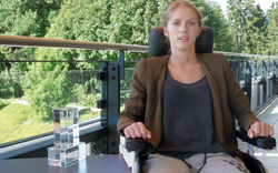 Kira Grünberg bekommt Leading Ladies Award