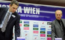Austria-Manager Kraetschmer über Stöger-Aus
