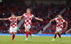 Achtelfinale erreicht: Kroatien darf weiter träumen