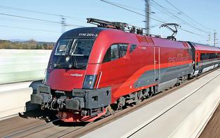 ÖBB investieren heuer 460 Mio. in steirisches Bahnsystem
