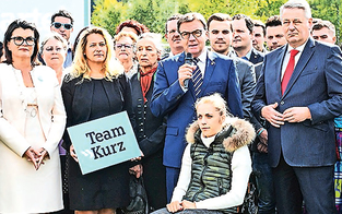 ÖVP bleibt schwarz: Türkis ist out