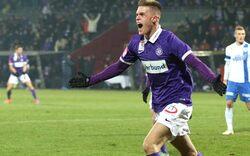 Youngster schießt Austria zum Sieg