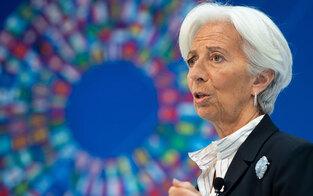 Lagarde wird erste EZB-Präsidentin