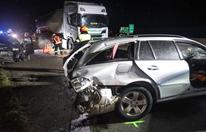 Unfall-Opfer von Lkw überrollt – tot