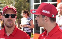 Vettel und Leclerc müssen zum Rapport