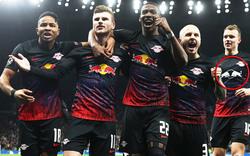 Trikot-Panne bei Leipzig in der Champions League