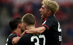 LIVE: Leverkusen gegen Hertha