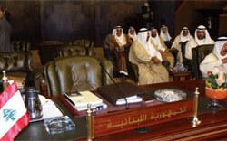 Regierung der nationalen Einheit im Libanon