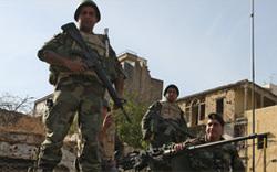 Ein Toter bei Kämpfen im Libanon