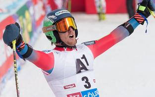Rekord-Mann Ligety schlägt Hirscher