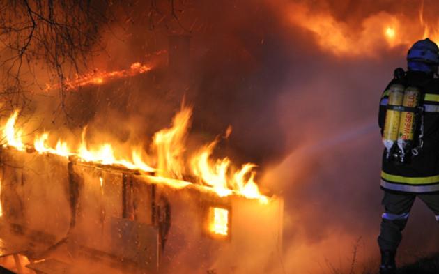 """""""Radlbar"""" bei Feuer völlig zerstört"""