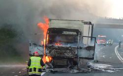 ÖVP-Wahlwerbung ging in Flammen auf
