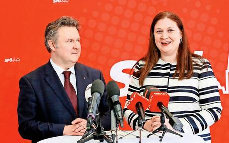 """Neos planen Pakt mit FPÖ gegen Ludwig"""