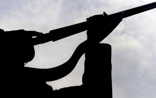 Schießübungen auf Geburtstagsfest: Polizei löste feuchtfröhliche Feier auf