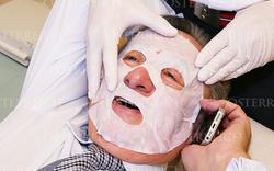 Lugner lässt sich Botox spritzen