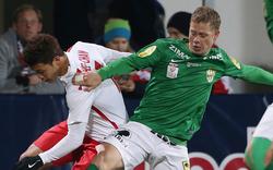 Lustenau fordert Bullen im Cup-Finale