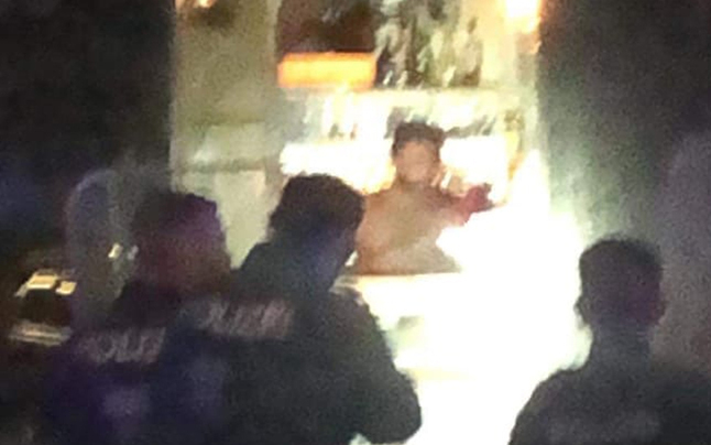 Iraker randaliert in Lokal: WEGA-Einsatz in Wien